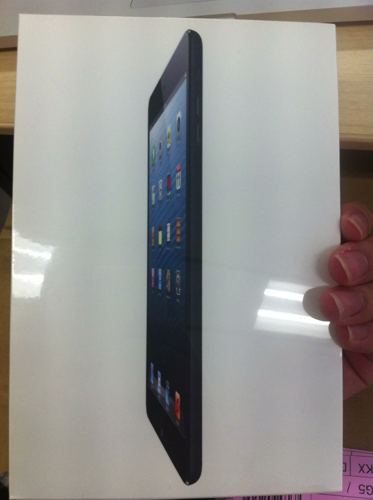 iPadmini Simfree